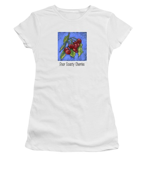 Door County Cherries Women's T-Shirt