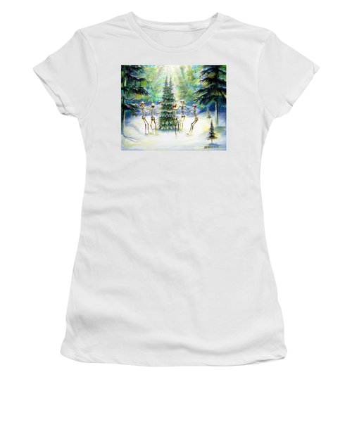 Dos Arbolitos Women's T-Shirt