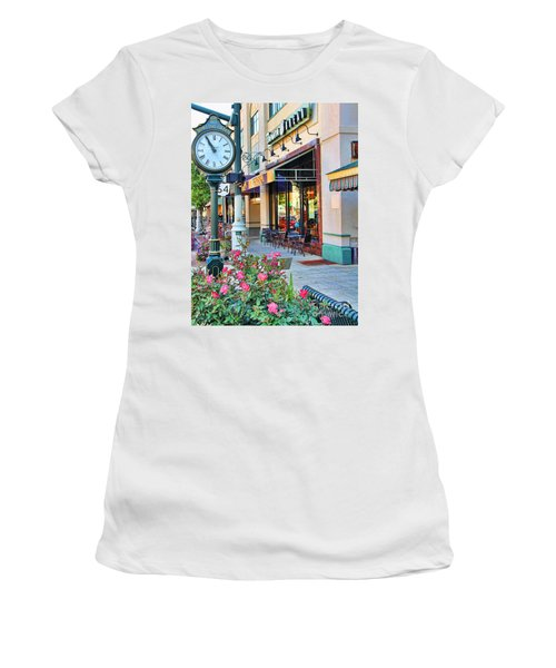 Downtown Bowling Green Women's T-Shirt (Athletic Fit)