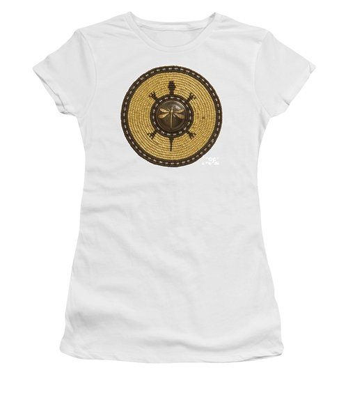 Dragonfly Turtle Women's T-Shirt