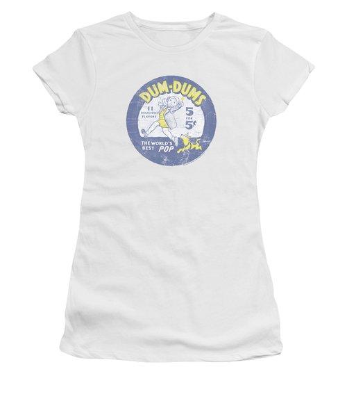 Dum Dums - Pop Parade Women's T-Shirt