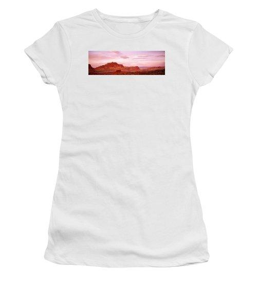 Dusk Panorama Point Capital Reef Women's T-Shirt