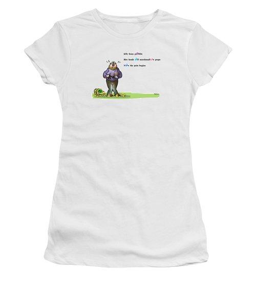Easter Haiku Women's T-Shirt