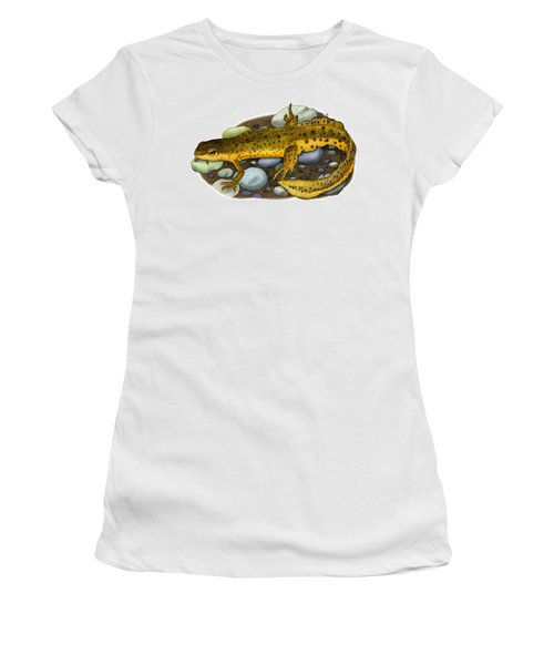 Eastern Newt Women's T-Shirt (Athletic Fit)
