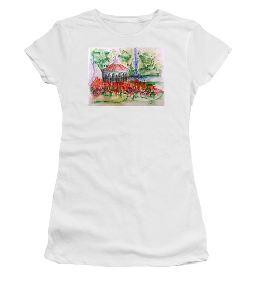 Eden Park Women's T-Shirt (Athletic Fit)
