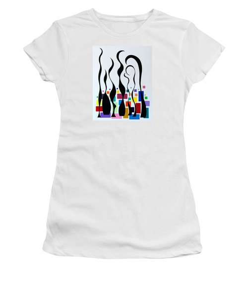 Embracing Women's T-Shirt (Athletic Fit)