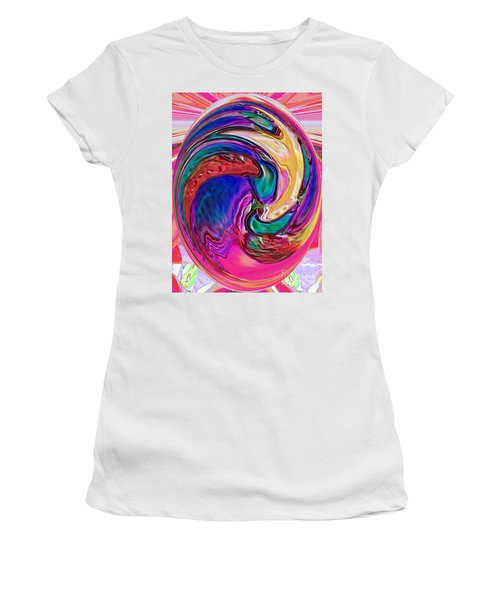 Emergence - Digital Art Women's T-Shirt