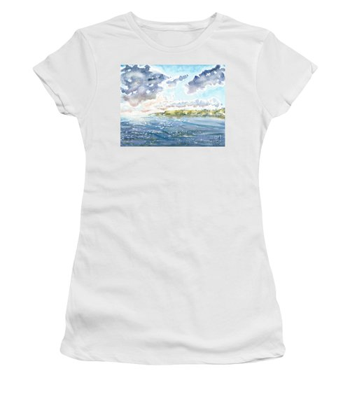Emerging Sun  Women's T-Shirt