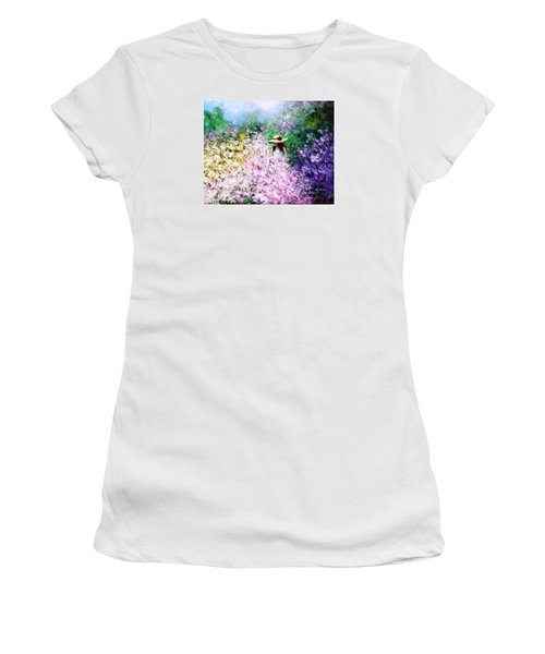 End Of May Women's T-Shirt (Junior Cut) by Kume Bryant