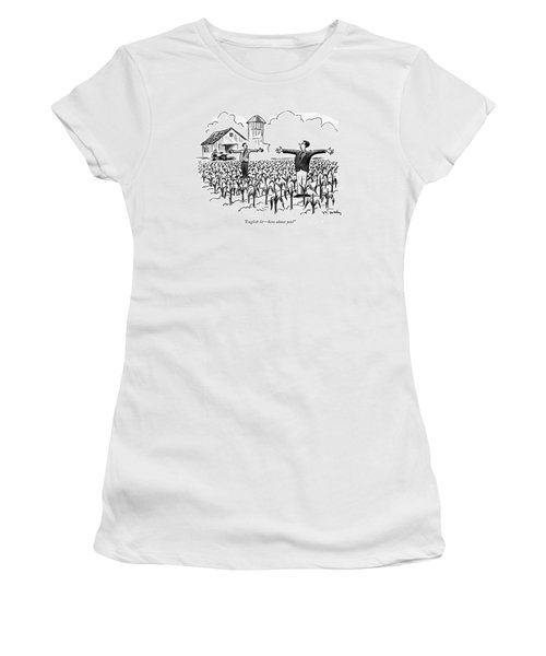 English Lit - How About You? Women's T-Shirt
