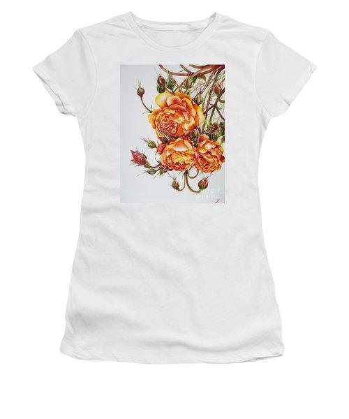 English Roses Women's T-Shirt