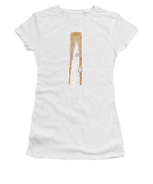Entering Vermont Women's T-Shirt