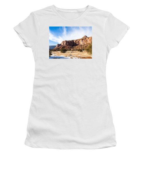 Escalante Canyon Women's T-Shirt (Junior Cut) by Nadja Rider