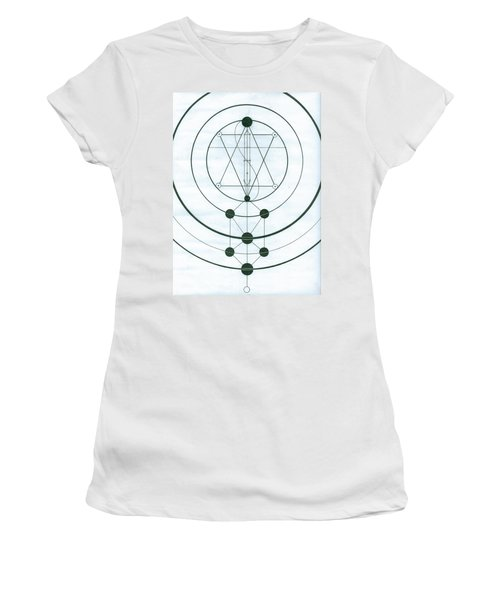 Esoteric Symbology  Women's T-Shirt (Athletic Fit)
