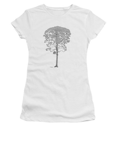 Eucalyptus  Women's T-Shirt (Athletic Fit)