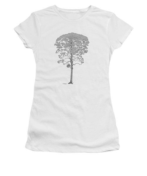 Eucalyptus  Women's T-Shirt (Athletic Fit)