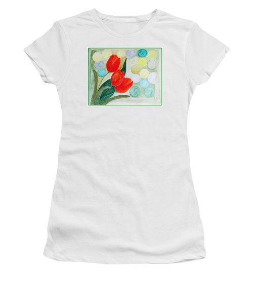 Europa Women's T-Shirt (Athletic Fit)