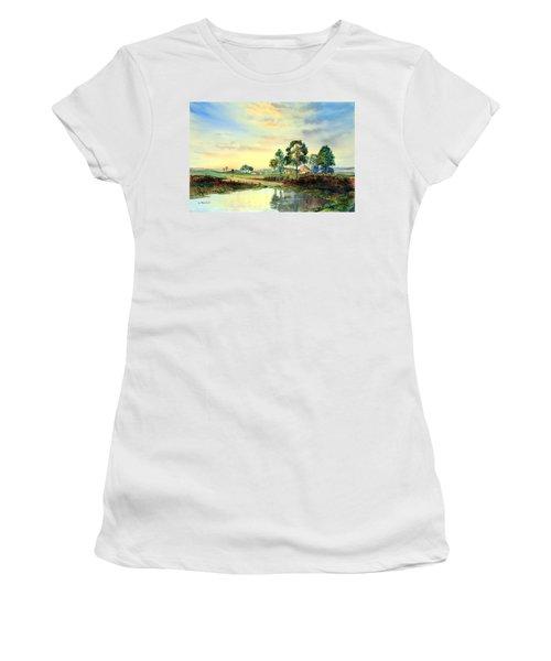 Evening Falls Women's T-Shirt