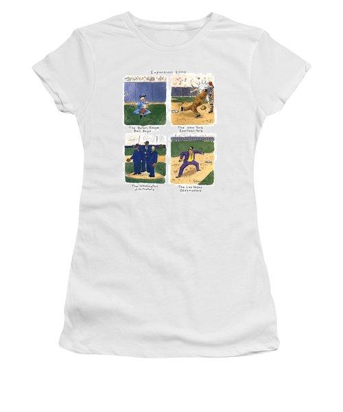 Expansion 2000 Women's T-Shirt