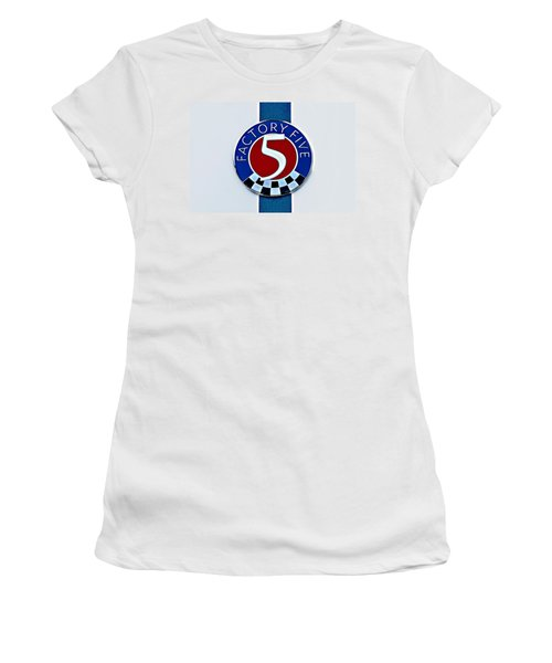 Factory Five Women's T-Shirt (Athletic Fit)