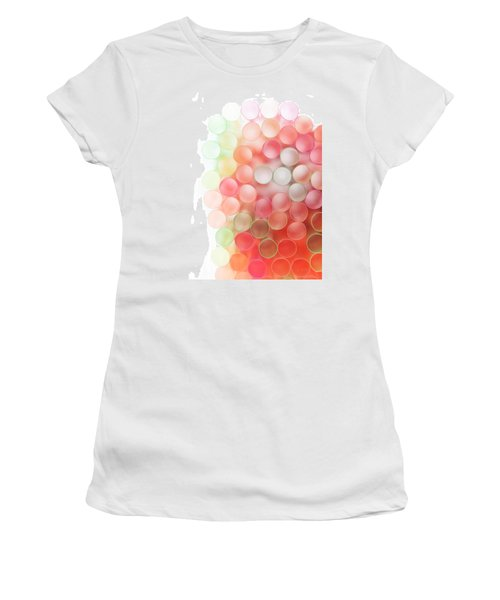Fading Out Women's T-Shirt (Athletic Fit)