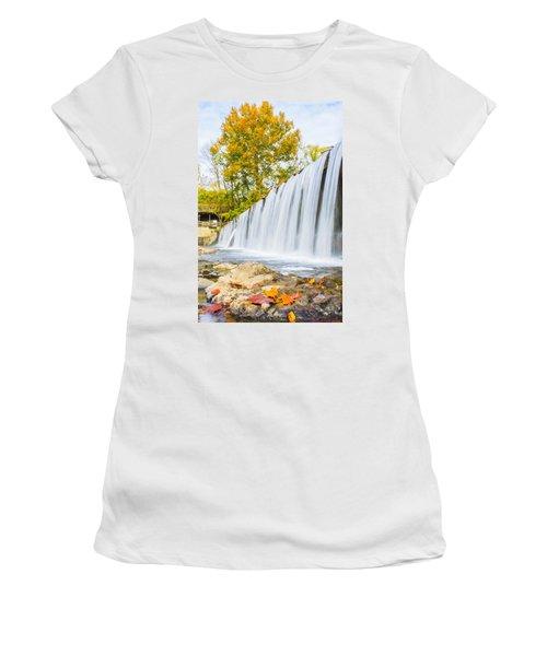 Fall At Buck Creek Women's T-Shirt
