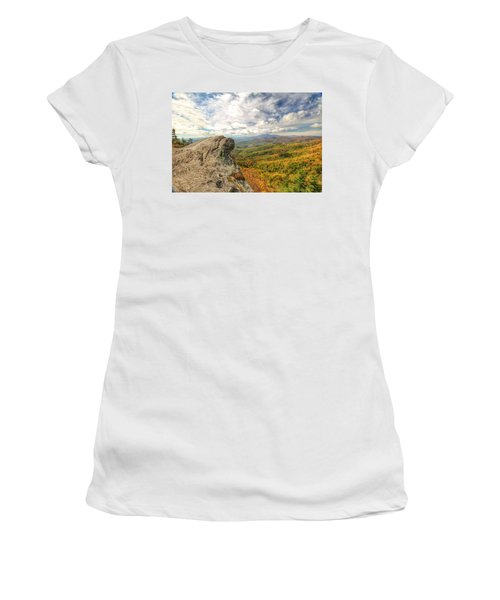 Fall From The Blowing Rock Women's T-Shirt