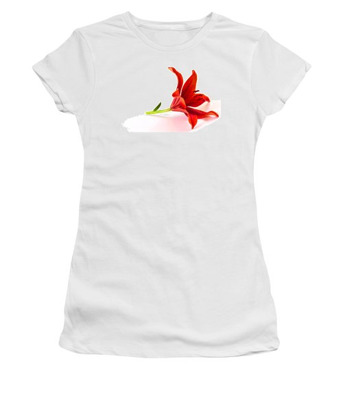 Fallen Tiger Lily Women's T-Shirt