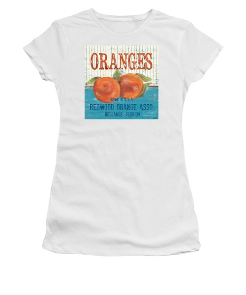 Farm Fresh Fruit 2 Women's T-Shirt (Athletic Fit)