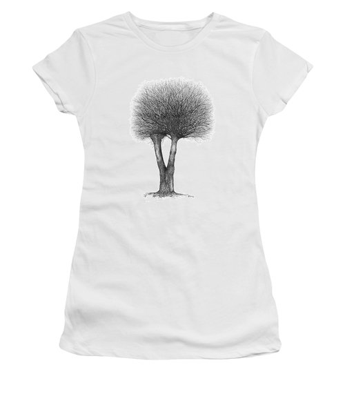February '12 Women's T-Shirt (Athletic Fit)