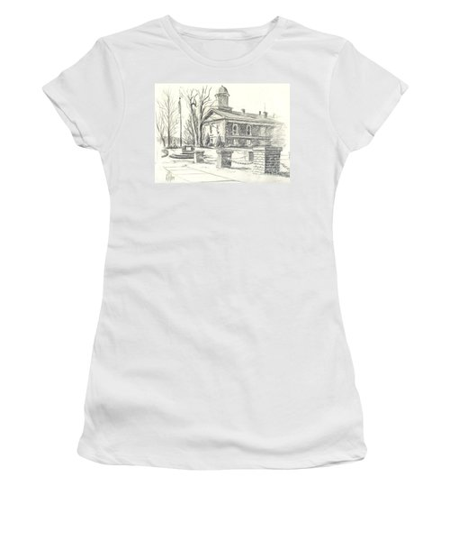 February Morning  No Ctc102 Women's T-Shirt