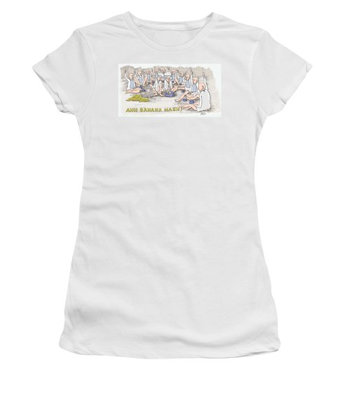 Feral Coots Favorite Meal Women's T-Shirt