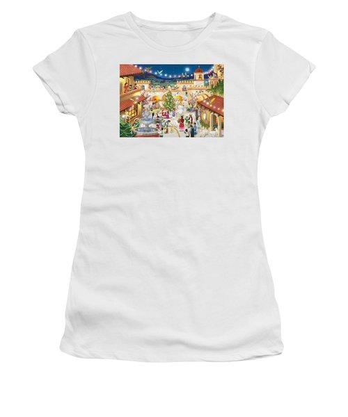 Festival Espanol De Navidad Women's T-Shirt