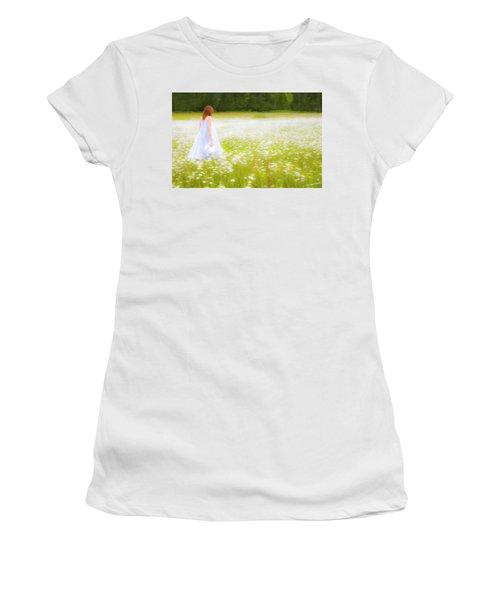 Field Of Dreams Women's T-Shirt (Athletic Fit)