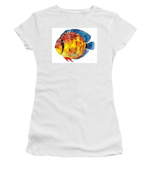 Fish 502-11-13 Marucii Women's T-Shirt