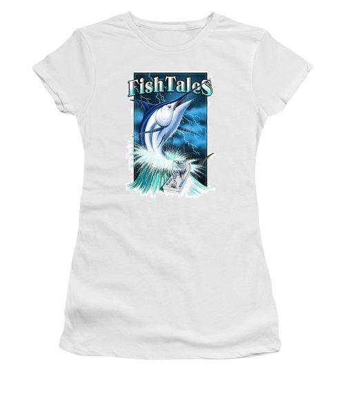 Fish Tales Women's T-Shirt