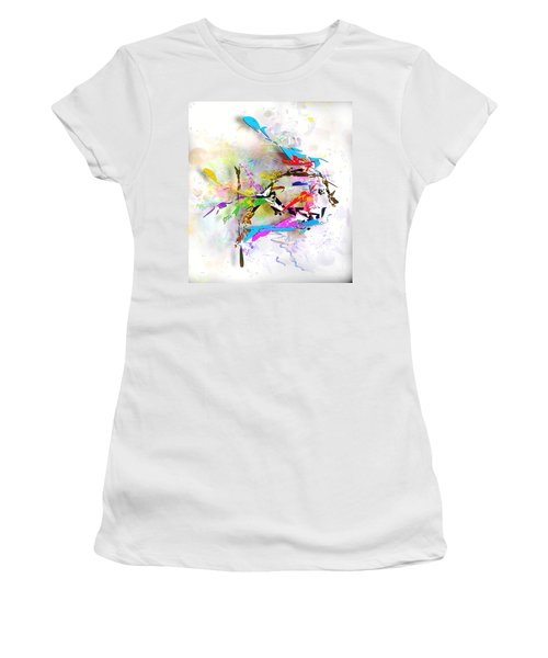 fish XXIV - marucii Women's T-Shirt (Athletic Fit)