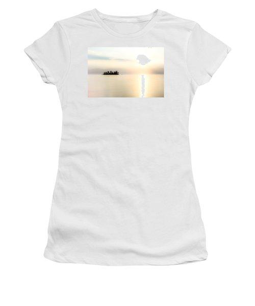 Flathead Sunrise Women's T-Shirt