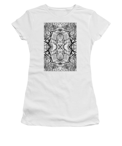 Tree No. 5 Women's T-Shirt (Athletic Fit)