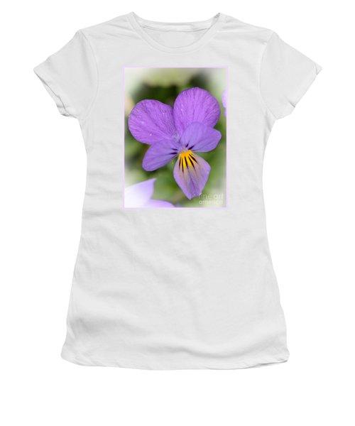 Flowers That Smile Women's T-Shirt