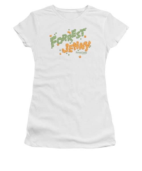 Forrest Gump - Peas And Carrots Women's T-Shirt