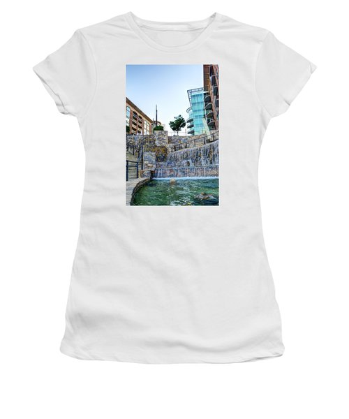Fountains Women's T-Shirt