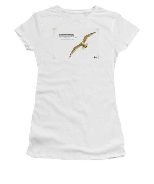 Free Flight Women's T-Shirt (Athletic Fit)