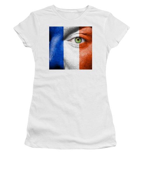Go France Women's T-Shirt