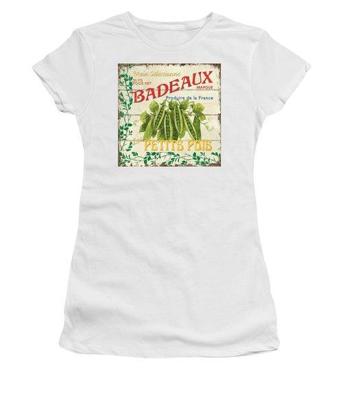 French Veggie Sign 1 Women's T-Shirt