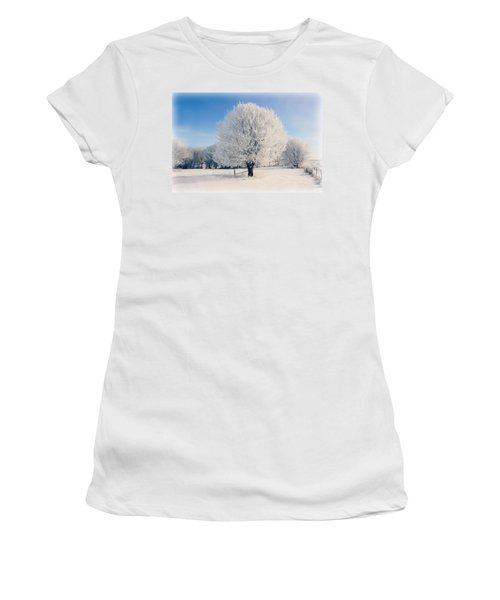 Frosty Glow Women's T-Shirt