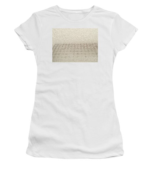 Frozen Window Women's T-Shirt
