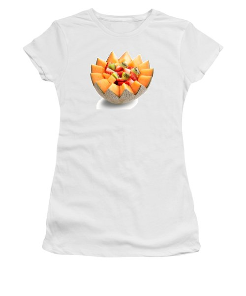 Fruit Salad Women's T-Shirt (Athletic Fit)