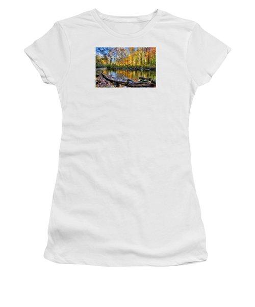 Full Box Of Crayons Women's T-Shirt