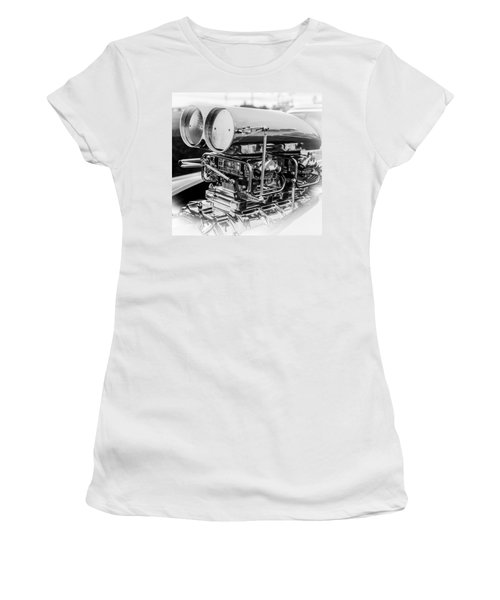 Fully Blown Women's T-Shirt (Athletic Fit)